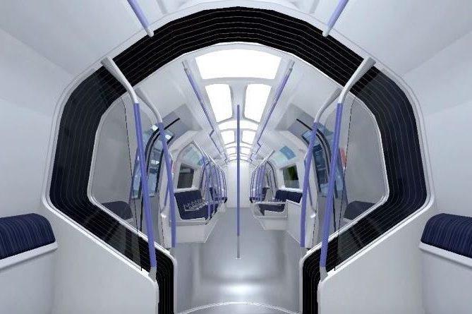 Unity 3D VR – London Subtrain